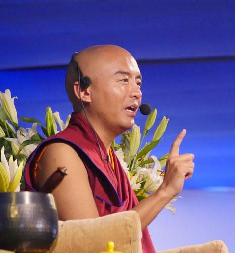 Plática Rinpoche