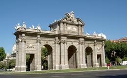 Grupo de práctica: Madrid