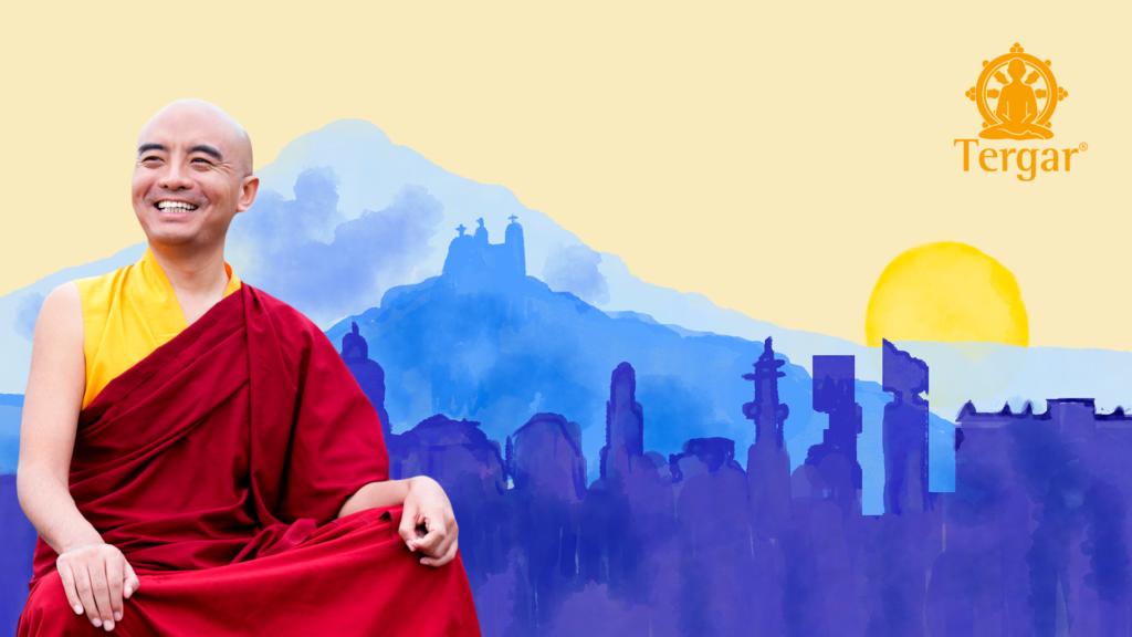 Seminario con Mingyur Rinpoche – Puebla